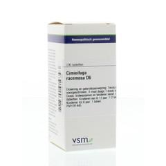 VSM Cimicifuga racemosa D6