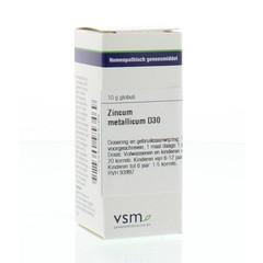 VSM Zinkmetallicum D30