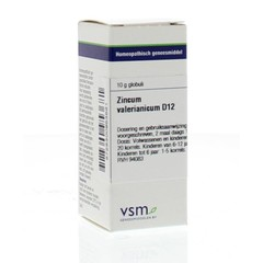 VSM Zinkum valerianicum D12