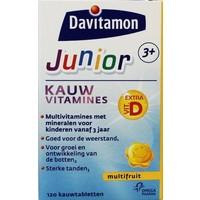 Davitamon Davitamon Junior 3+ Multifruit (120 Kautabletten)