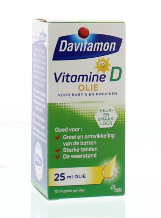 Davitamon Davitamon Vitamin D-Öl (25 ml)