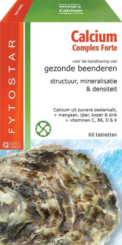 Fytostar Fytostar Kalziumkomplex forte (60 Tabletten)