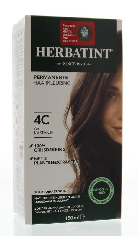 Herbatint Herbatint 4C Esche Kastanie (135 ml)