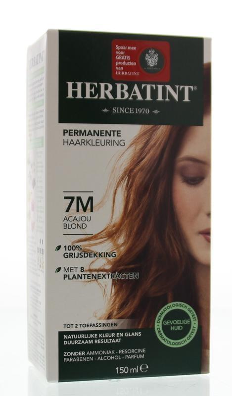 Herbatint Herbatint 7M Mahagoni Blondine (135 ml)