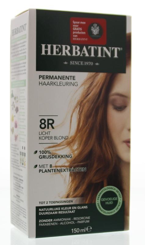 Herbatint Herbatint 8R Light kupferblond (150 ml)