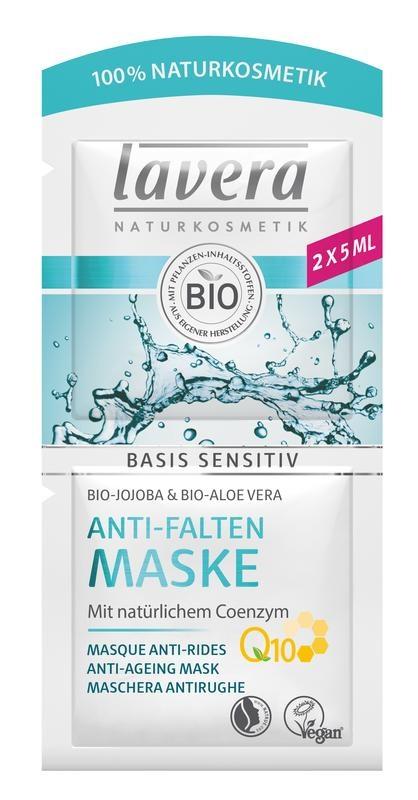 Lavera Lavera Grundempfindliche Maske Q10 (10 ml)