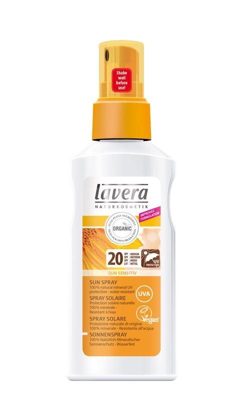 Lavera Lavera Sonnenspray SPF20 (125 ml)