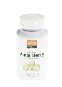 Mattisson Mattisson Absoluter Amla-Beerenextrakt 500 mg (60 vcaps)