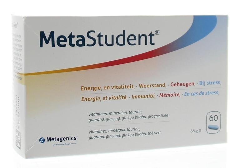 METAGENICS Metagenics Metaschüler (60 Tabletten)