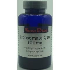 Nova Vitae Mega Q10 100 mg liposomal