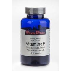 Nova Vitae Vitamin E 400IU