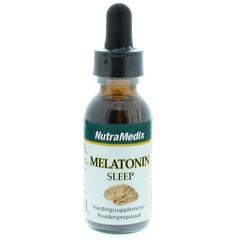 Nutramedix Melatonin schlafen