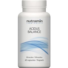 Nutramin Acidus Gleichgewicht