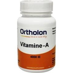 Vitamin A 4000IE