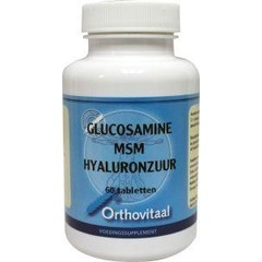 Orthovitaal Glucosamin-MSM-Hyaluronsäure