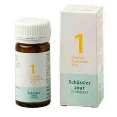 Pfluger Calciumfluoratum 1 D12 Schussler