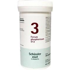Pfluger Ferrum phosphoricum 3 D12 Schussler