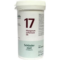 Pfluger Manganum sulfuricum 17 D6 Schussler