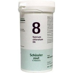 Pfluger Natriumchloratum 8 D6 Schussler
