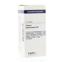 VSM VSM Zincum valerianicum D4 (200 Tabletten)