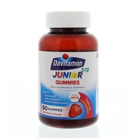Davitamon Davitamon Junior gummies multi (60 gummies)