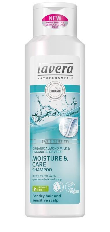Lavera Lavera Shampoo Feuchtigkeit & Pflege (250 ml)