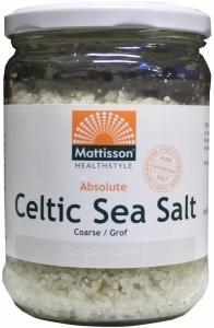 Mattisson Mattisson Absolutes keltisches Meersalz grob (400 Gramm)