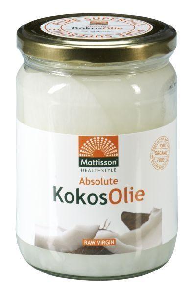 Mattisson Mattisson Absolutes Bio-Kokosöl extra vergine (500 ml)