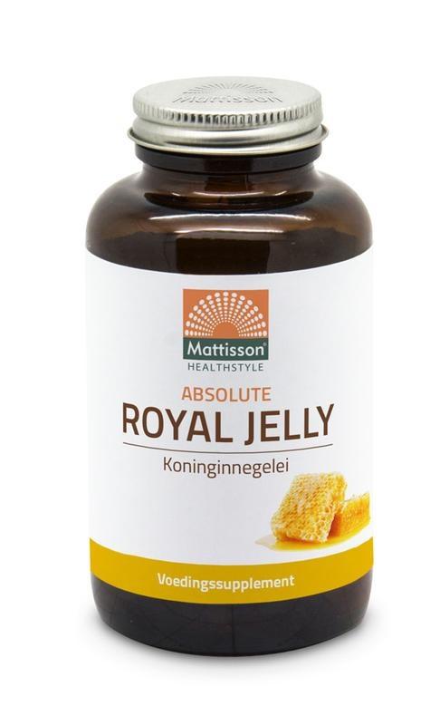 Mattisson Mattisson Absolutes Gelée Royale 1000 mg (60 Kapseln)