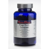 Nova Vitae Nova Vitae Mega Multi komplett (100 Tabletten)