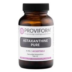 Proviform Astaxanthin rein