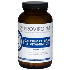 Proviform Calciumcitrat & D3