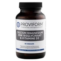Proviform Calcium-Magnesium-Zink-Bisglycinat & D3