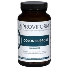 Proviform Colon-Unterstützung