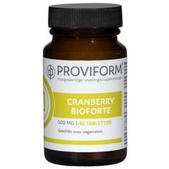 Proviform Cranberry-Bioforte