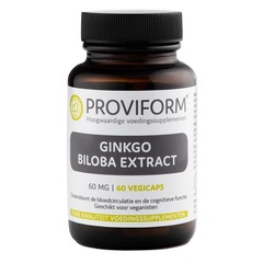 Proviform Ginkgo biloba 60 mg