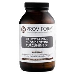 Proviform Glucosamin-Chondroitin-Kurkuma D3