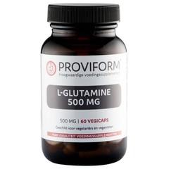 Proviform L Glutamin 500 mg