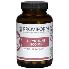 L-Tyrosin 500 mg