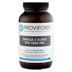 Proviform Omega-3-Super-EPA 1200 mg