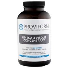 Proviform Omega-3-Fischölkonzentrat 1000 mg