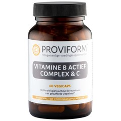 Proviform Aktiver Vitamin B-Komplex & c