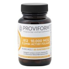Proviform Vitamin B12 10.000 mcg kombiniertes Folat