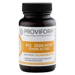 Proviform Vitamin B12 2500 mcg Kombi aktiv