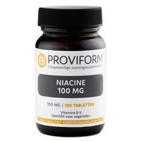 Proviform Proviform Vitamin B3-Niacin 100 mg (100 Tabletten)