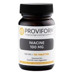 Proviform Vitamin B3-Niacin 100 mg