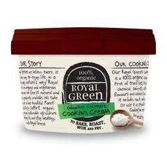 Royal Green Kokosnuss-Kochsahne geruchlos
