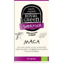 Royal Green Maca