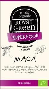 Royal Green Royal Green Maca (60 vcaps)