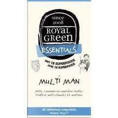 Royal Green Multi-Mann